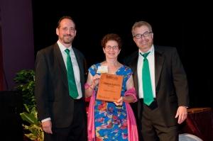 BG Gala ck w award